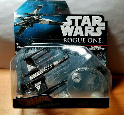 2015 Hot Wheels Star Wars Starships Rogue One Poe's X-Wing Fighter