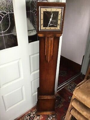 Smiths Grandmother Clock