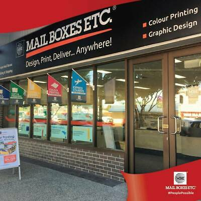Packing & Shipping, Printing Franchise - Mail Boxes Etc Chermside