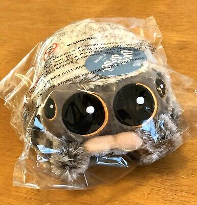 Lucas The Spider Plush 1st Edition W/ Working Voice Box BRAND NEW IN PACKAGE NWT