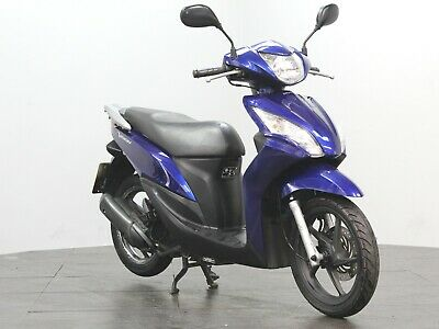 2011 61 Honda NSC110 Vision - 12k miles - 110cc Learner Legal Scooter Like 125cc