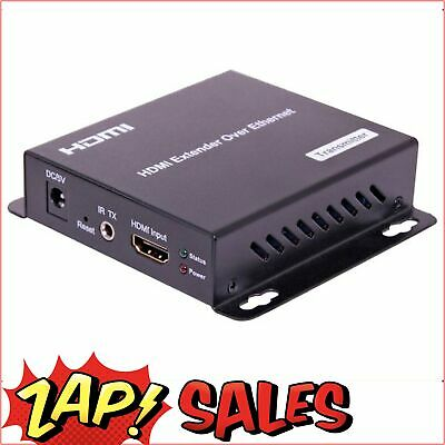 10% off with PREPARE Code: HDMI Over Ethernet UTP Balun Transmitter