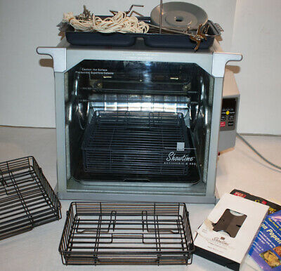 Ronco 5000 Platinum Showtime Rotisserie & BBQ Deluxe Digital & Accessories