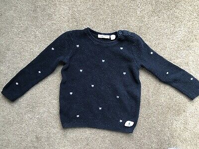 Country Road Fox Sweater Size 18-24 Months