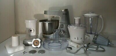 Tefal Kitchen Machine Multi-use Food Mixer Blender Slicer Juicer Cutter