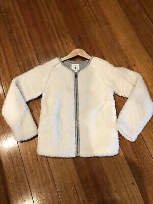 Cute Girls Country Road Zip Jacket Size 8-9 Excellent Condition!