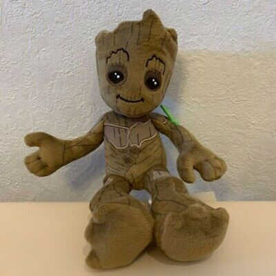 Disney Store Limited Marvel Guardians of Galaxy Baby Groot Plush Doll Japan New
