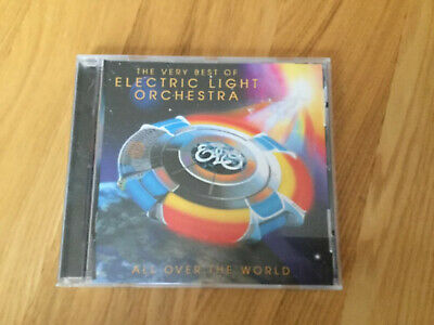 All Over The World: The Very Best Of Electric Light Orchestra (CD, 20 Songs)