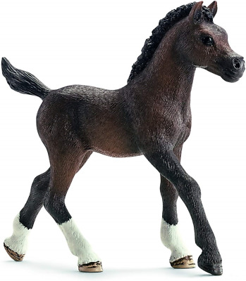 Model FREE SHIPPINGMojo Fun 387073 Bay Arabian Foal Grazing New in Package
