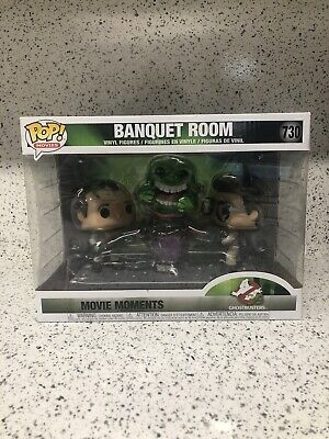 FUNKO POP! Movies Ghostbusters Banquet Room #730 Movies Moments