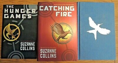 The Hunger Games Trilogy by Suzanne Collins ~ Mixed Lot