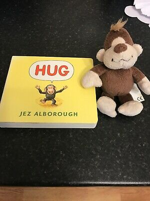 Hug Book And Toy