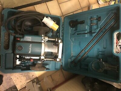 makita router 110v ONLY USED ONCE!!!