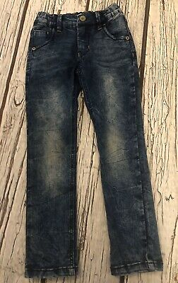 Age 6 5-6 Years Boys Blue Name It Jeans Skinny