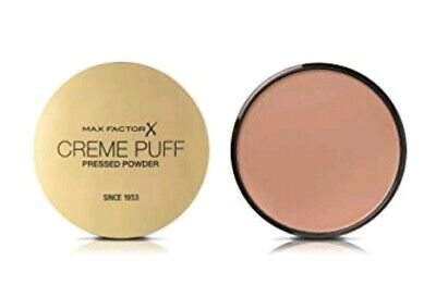 MAX FACTOR Creme Puff Compact Pressed Face Powder