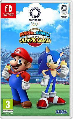 Mario & Sonic at the Olympic Games - Tokyo 2020 Olympics | Switch New
