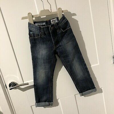 Boys Next Smart Casual Jeans Age 3-4 Years Trousers Bottoms
