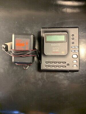 Sony MZ-1 MD WALKMAN Minidisc Player/ Recorder With Disc