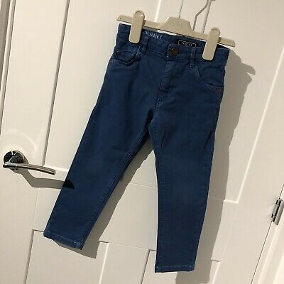 Boys Next Smart Casual Jeans Age 4-5 Years Trousers Bottoms