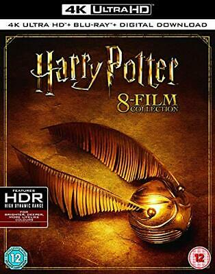 Harry Potter - Complete 8-film Collection [Blu-ray] [2011] [DVD][Region 2]