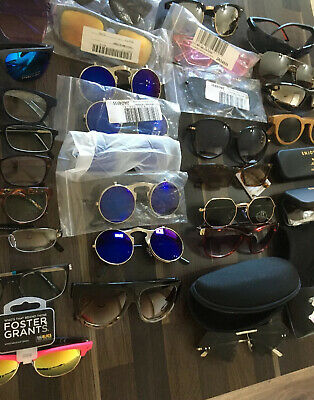 Bulk Buy Of Sunglasses And Glasses - Mostly New - Bulk Buy