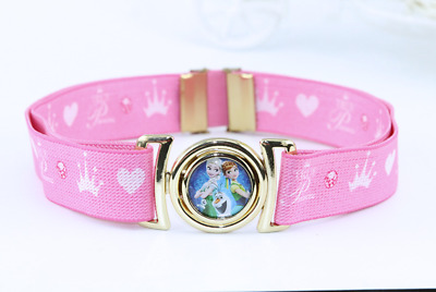 Kids Children Belts Girls Belt Dress Skirt Elastic Belts Cinch Waist Belts