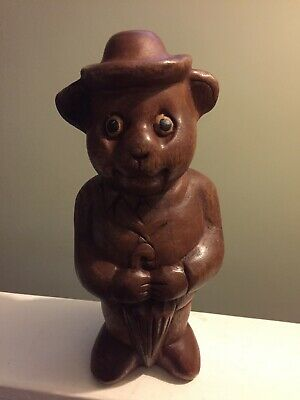 Wooden Daddy Bear Ornament Perfect