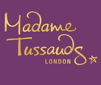 2 X Madame Tussauds London Tickets for Sunday, 29th December, 2019 -Time 9:30AM