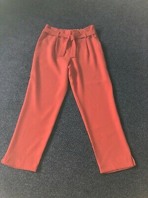 Girls cropped Trousers From river island Age 11 Years