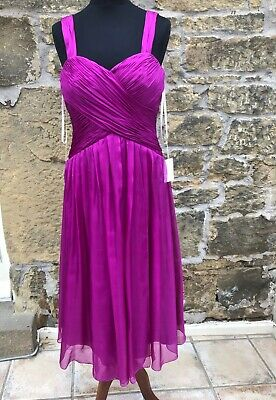 """Donna Lee Designs Evening/Prom Dress, """"Lucy"""", Berry, UK 8"""