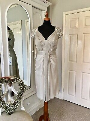 Gill Harvey Mother of the Bride, Style 9403, Antique Ivory, UK 12