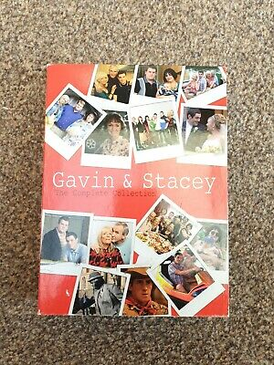 Gavin and stacey box set. The complete collection.