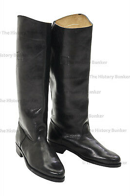 WW2 German officer boots - repro size 8 (uk) 9 (usa)