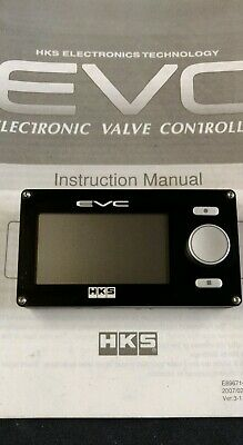 Hks Evc 5 boost Controller digital, supra Nissan turbo