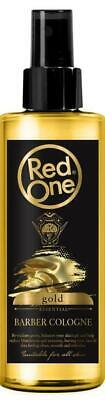 RedOne Barber Cologne Gold 150ml Spray Cologne After Shave