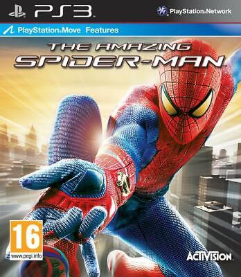The Amazing Spider-Man Spiderman L'uomo Ragno Playstation 3 Ps3 Raro Ita