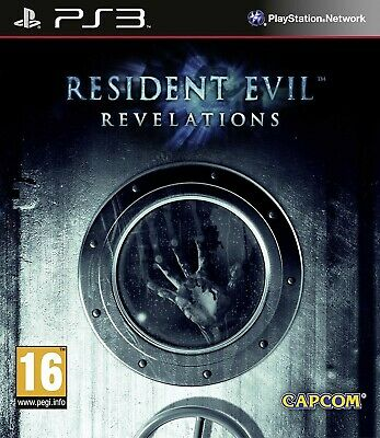 Resident Evil Revelations Gioco Playstation 3 Ps3 Raro Ita