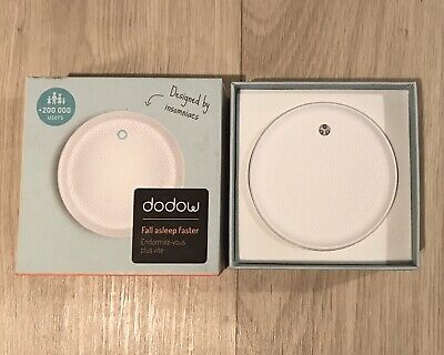 NEW IN BOX - DODOW - Sleep Aid Device - 200,000+ Users Are Falling Asleep Faster