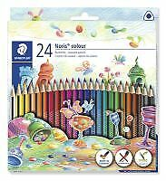 Staedtler Colouring Pencils Noris 24pk
