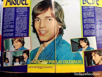 CLIPPINGS recorte  MIGUEL BOSE