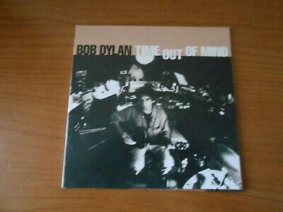CD-Bob Dylan studio collection time out of mind