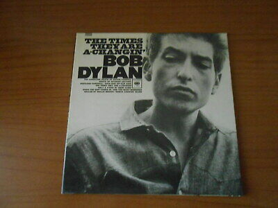 CD-Bob Dylan studio collection time the theyare a-changin'
