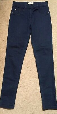 Girls Next Navy Blue Jeans Age 12 Years