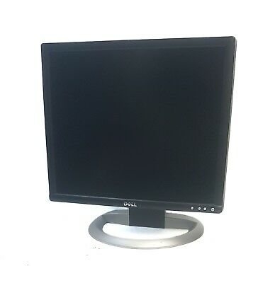 """Dell 1907FPVt 19"""" inch LCD 5:4 1280 x 1024 Display Monitor Screen + Cables"""