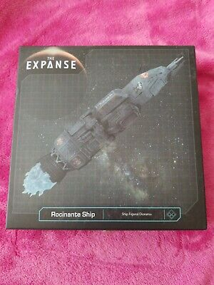 Lootcrate Exclusive The Expanse Rocinante Ship Figural Diorama New Sealed