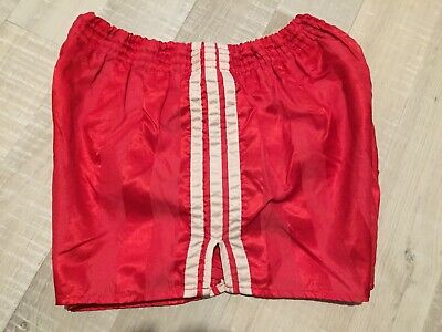 Adidas Glanz Nylon Sprinter Shorts Gr.8