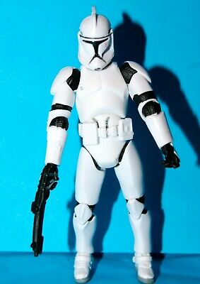 Star Wars 30Th Aotc Clone Trooper Loose Complete