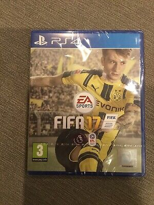 Fifa 17 PS4 Game EA Sports Brand New and Sealed