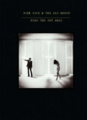 Nick Cave and the Bad Seeds-Push the Sky Away CD with DVD NEW