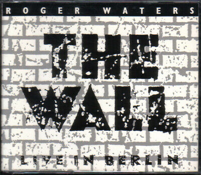 2-CD-Fatbox-Roger Waters/ The Wall: Live in Berlin 1990 (Pink Floyd)